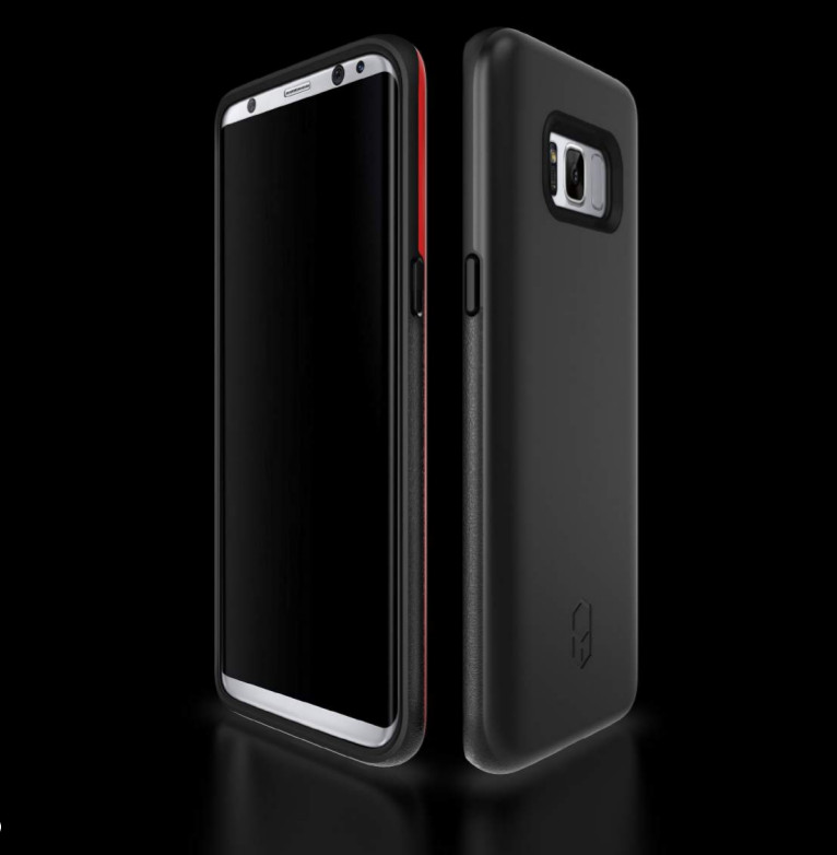 Case Design impact resistant phone case : Patchworks introduces Samsung Galaxy S8 and S8+ cases ahead of March ...