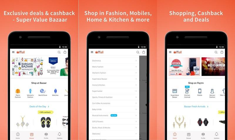milestone online shop