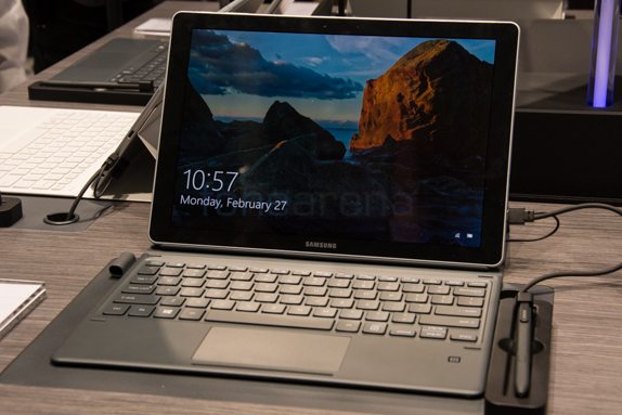 Samsung Galaxy Book 12-9