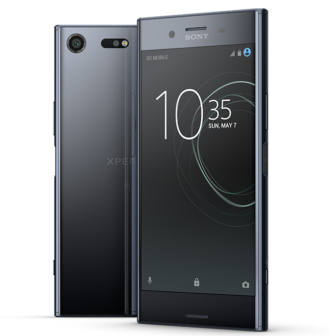 Sony Xperia XZ Premium Launched