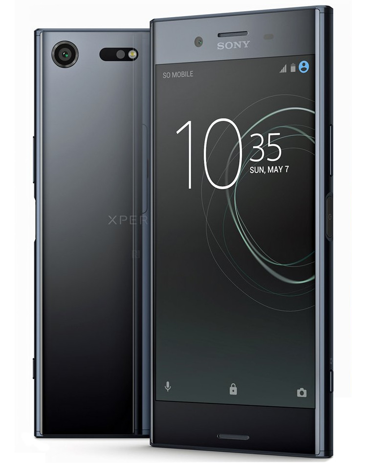 Sony Xperia XZ Premium and three other 2017 Xperia smartphones surface in press shots