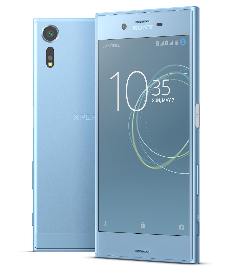 Sony Xperia Xzs With 19 Mp Slow Motion Camera Launched At Autos Post