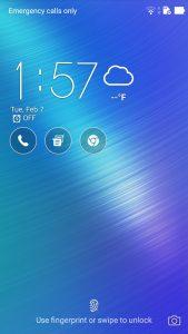 Zenfone 3s Max UI 3
