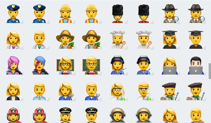 WhatsApp beta for Android gets new emojis from Android 7.1