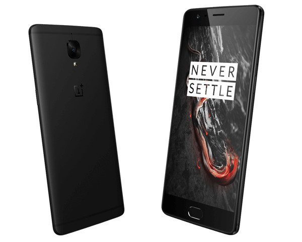 OnePlus 3T Midnight Black