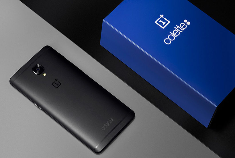 OnePlus 3T exclusive all-black colette edition with 128GB ...