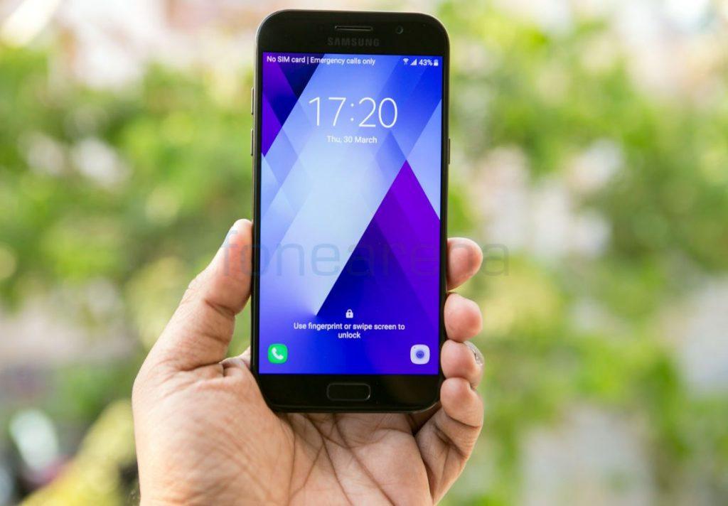Samsung Galaxy A5 (2017) Photo Gallery