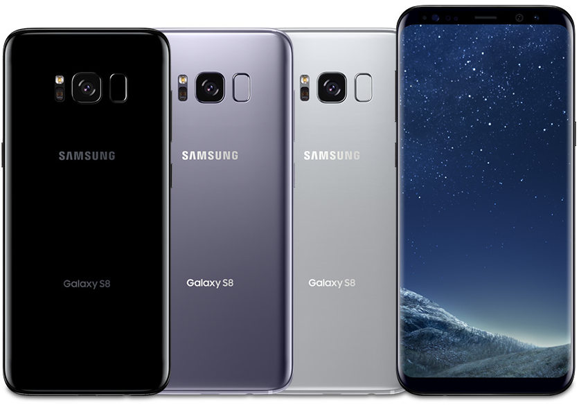Samsung S8 Samsung Galaxy S8 and ...
