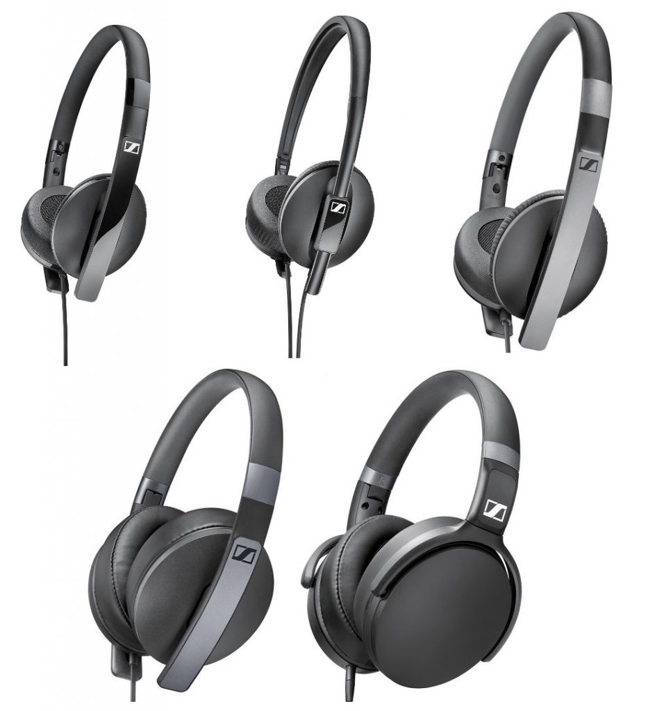 Sennheiser HD 2 and HD 4 Series