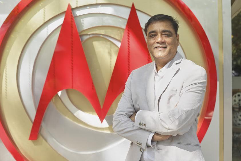 Sudhin Mathur Motorola