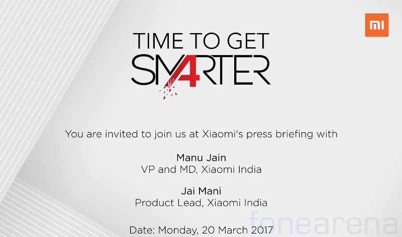 Invitation Letter Format For Product Launch.  Xiaomi schedules product launch event in India on March 20
