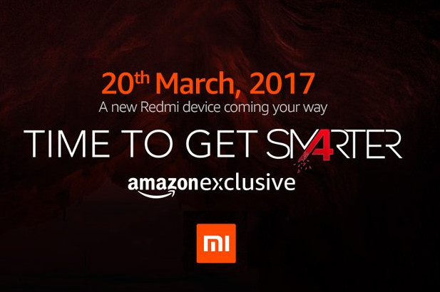 Xiaomi Redmi March 20 Amazon exclusive
