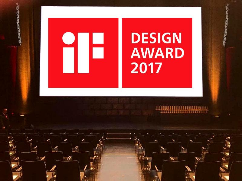 If Design Awards 2017 Apple Samsung Lg Xiaomi Sony