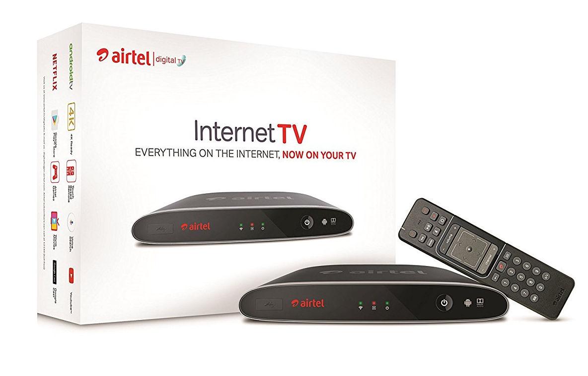 Airtel Internet TV