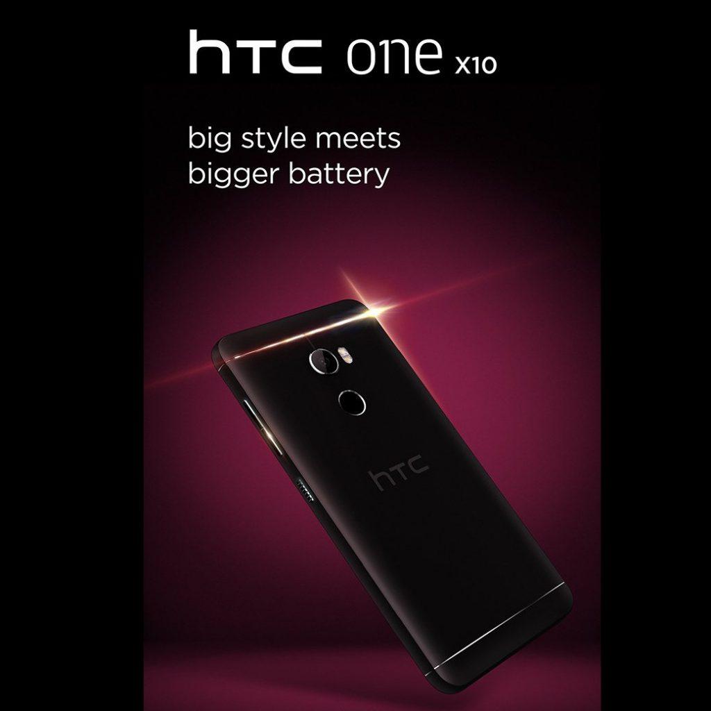 HTC One X10 Poster leak