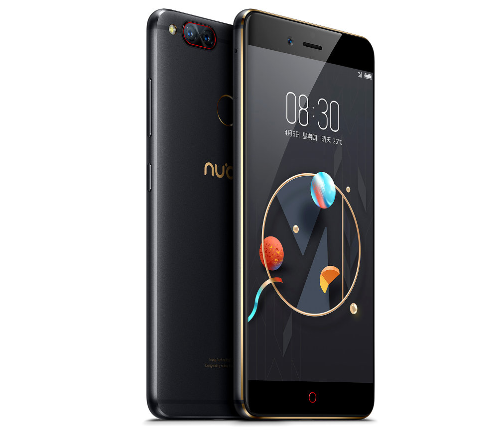 Specification zte nubia z17 mini black both devices