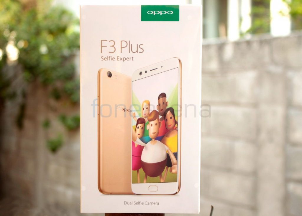 OPPO F3 Plus Giveaway Winner Announcement