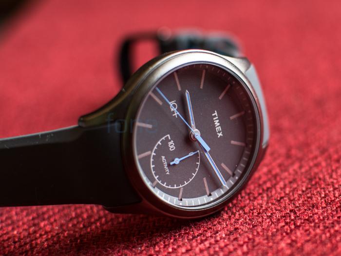 Timex iQ+ Move -3