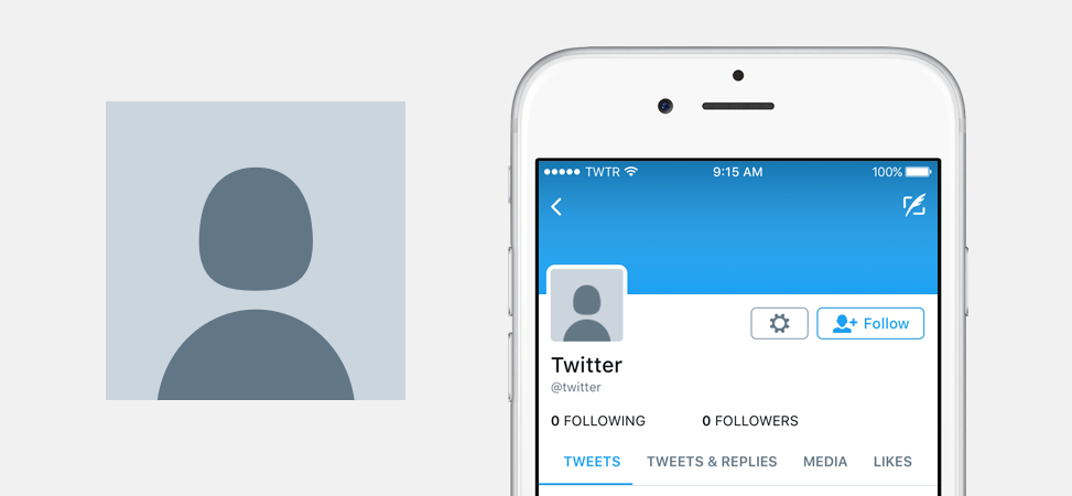 Twitter is getting rid of its default egg profile photo