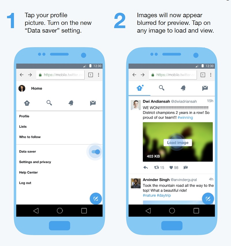 Twitter rolls out Twitter Lite for emerging markets | The Sheen Blog