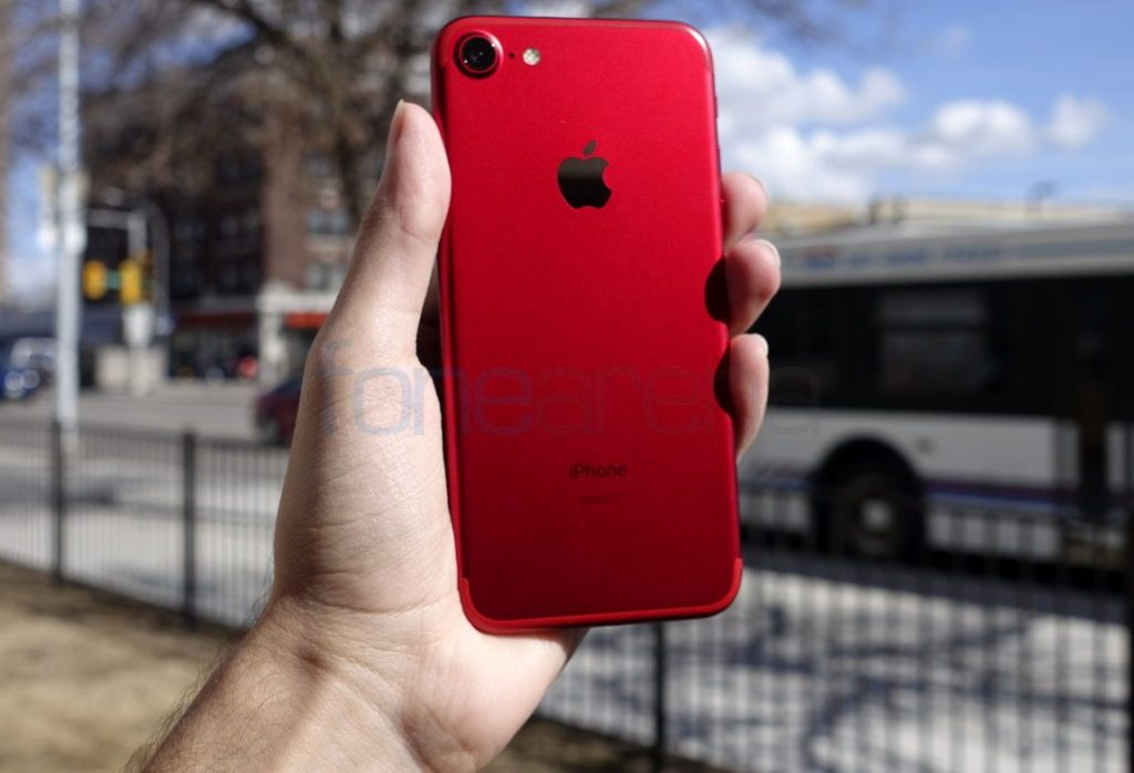 iPhone 7 Red_fonearena-06