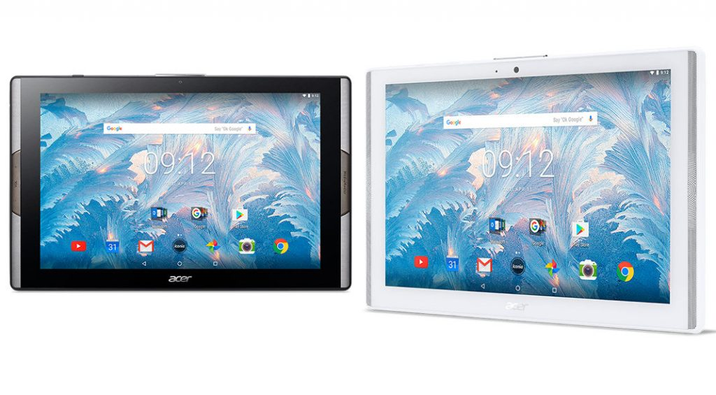 Acer Iconia Tab 10 A3-A50 and Iconia One 10 B3-A40FHD