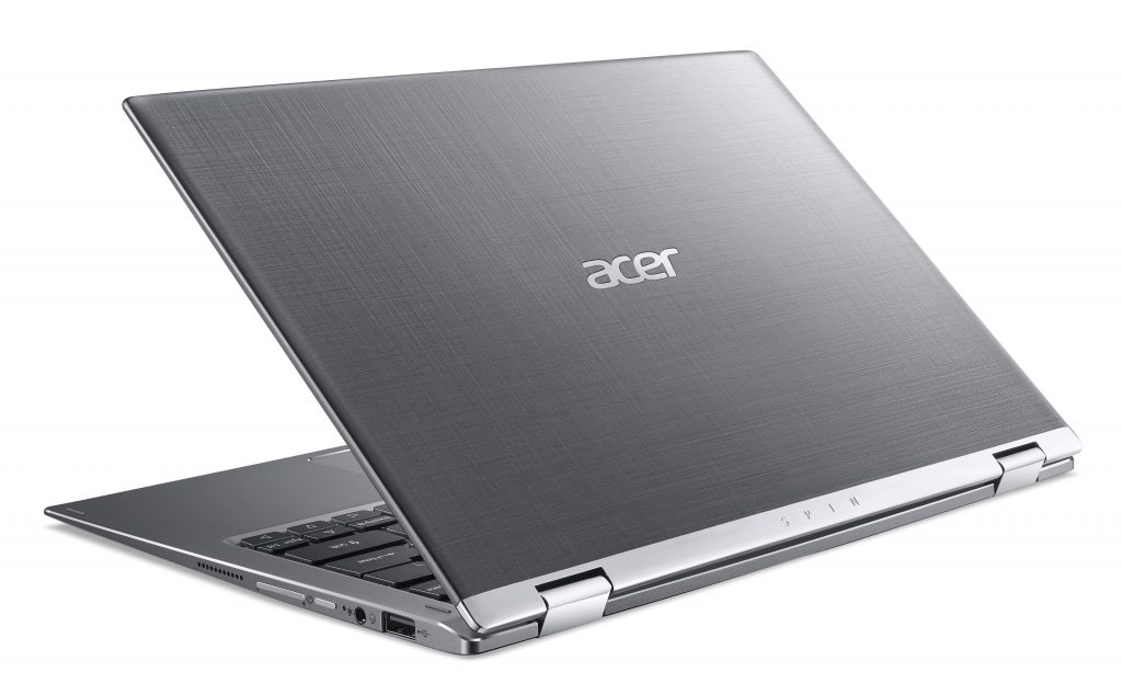 acer spin 1 ultra slim 2 in 1 notebook with metal body active stylus announced. Black Bedroom Furniture Sets. Home Design Ideas
