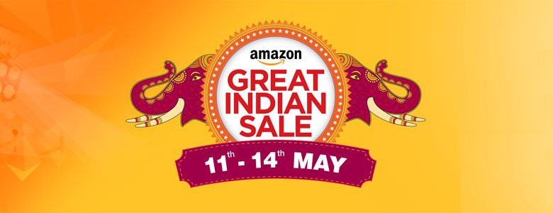 Amazon Great Indian Sale May 11 to 14
