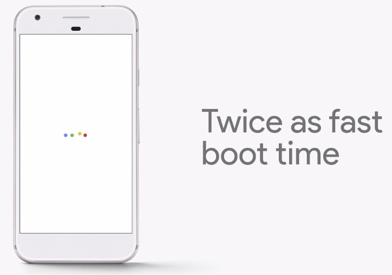 Android O 2x faster boot time