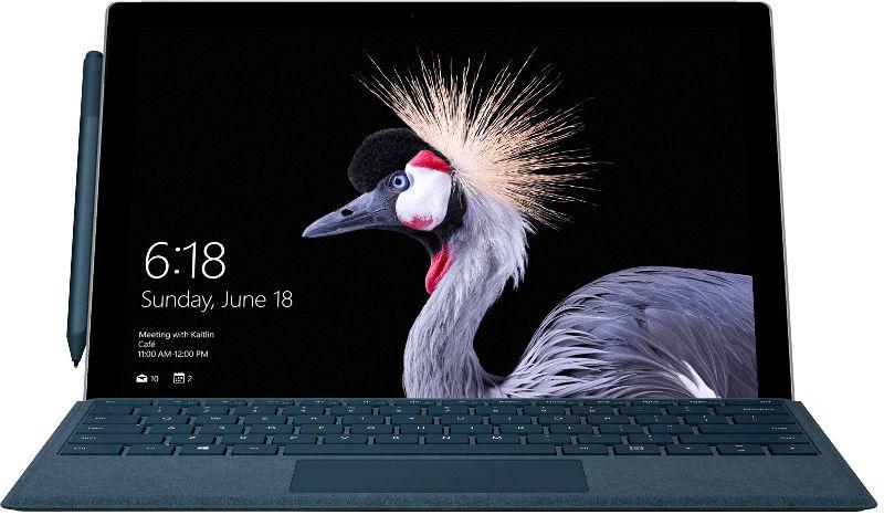 Microsoft Surface Pro 2017 leak