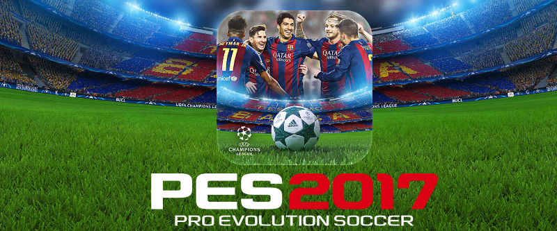 PES 2017 Mobile Game