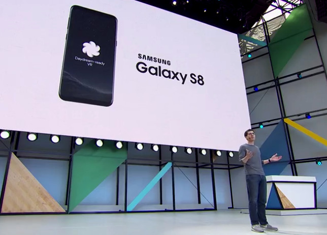 Samsung Galaxy S8 Daydream
