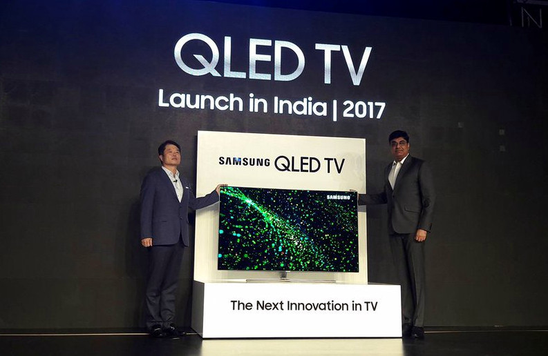Samsung Q7 Q8 And Q9 4k Ultra Hd Qled Tvs Launched In
