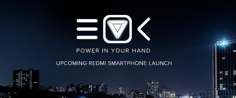 Xiaomi Redmi 4 India launch teaser