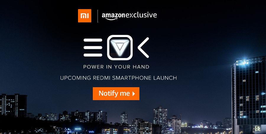 Xiaomi Redmi phone Amazon May 2017