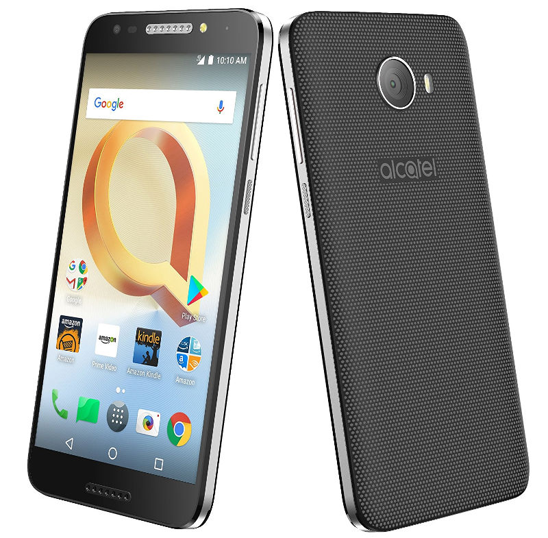 Alcatel A30 PLUS - 16 GB - Unlocked (AT&T/T-Mobile) - Black