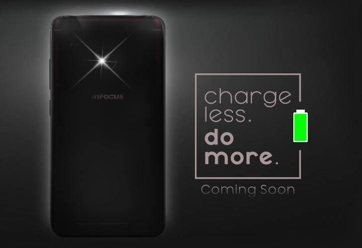 Infocus new smartphone
