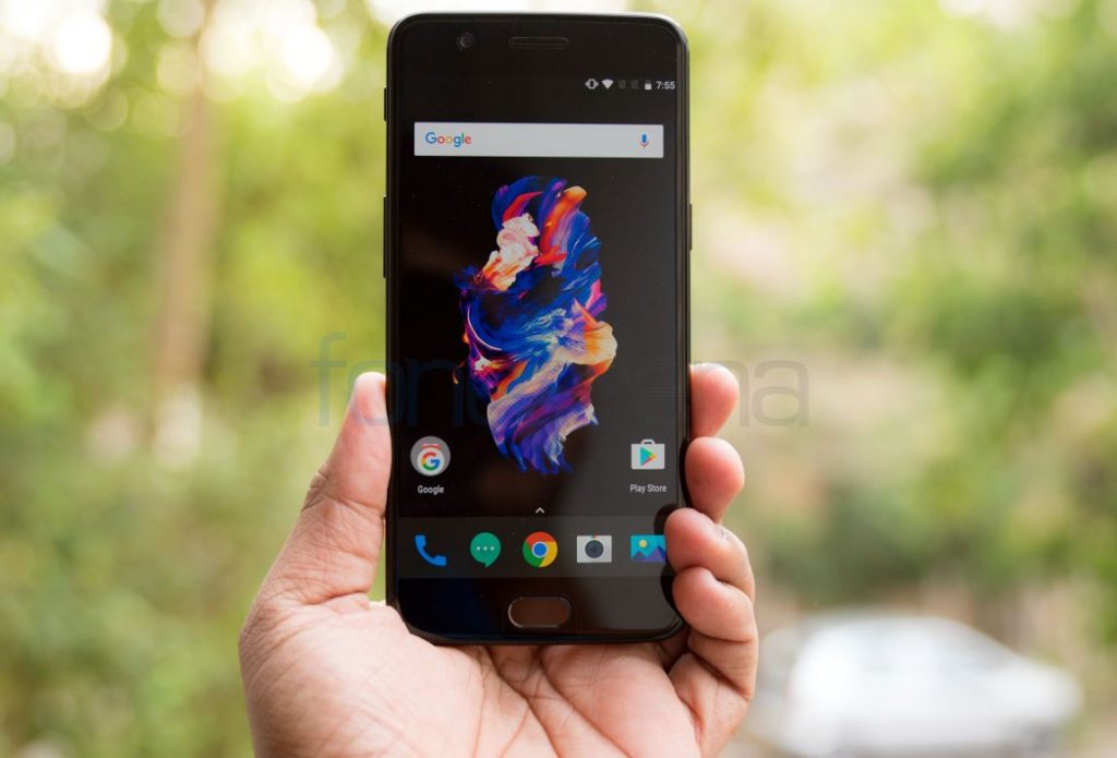 OnePlus 5 OxygenOS 4.5.13 update brings improvements and bug fixes