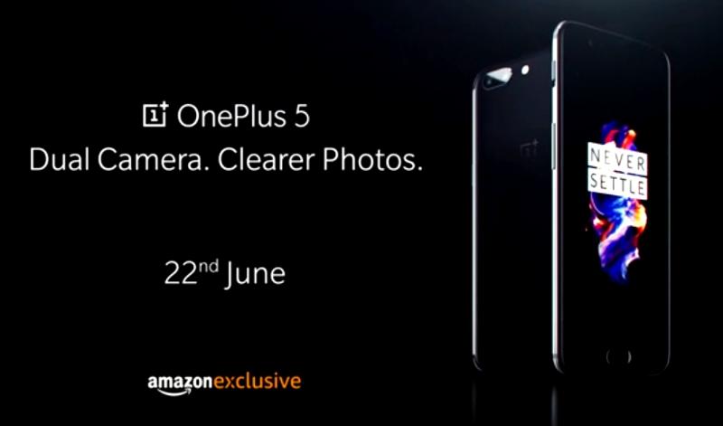 OnePlus 5 TV ad