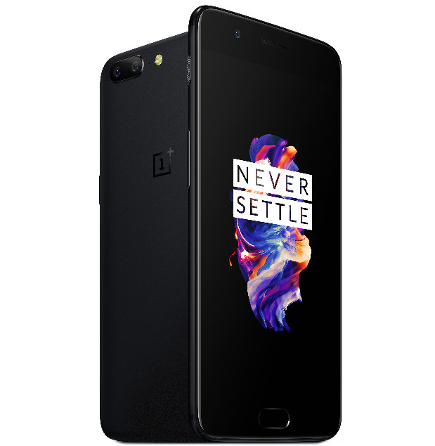 OnePlus 5 (8GB+128GB) (Midnight Black)