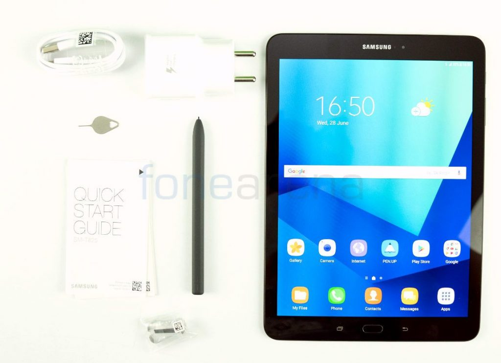 samsung galaxy tab s3 unboxing. Black Bedroom Furniture Sets. Home Design Ideas