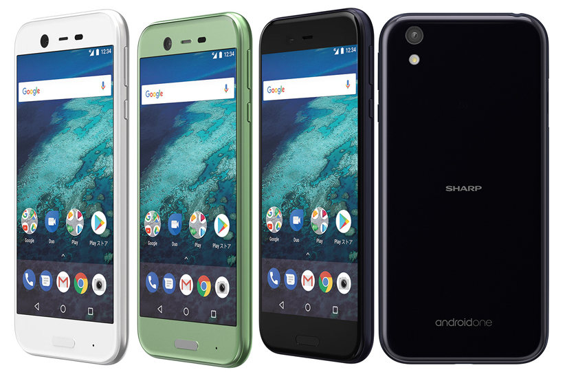Google Android One SHARP X1