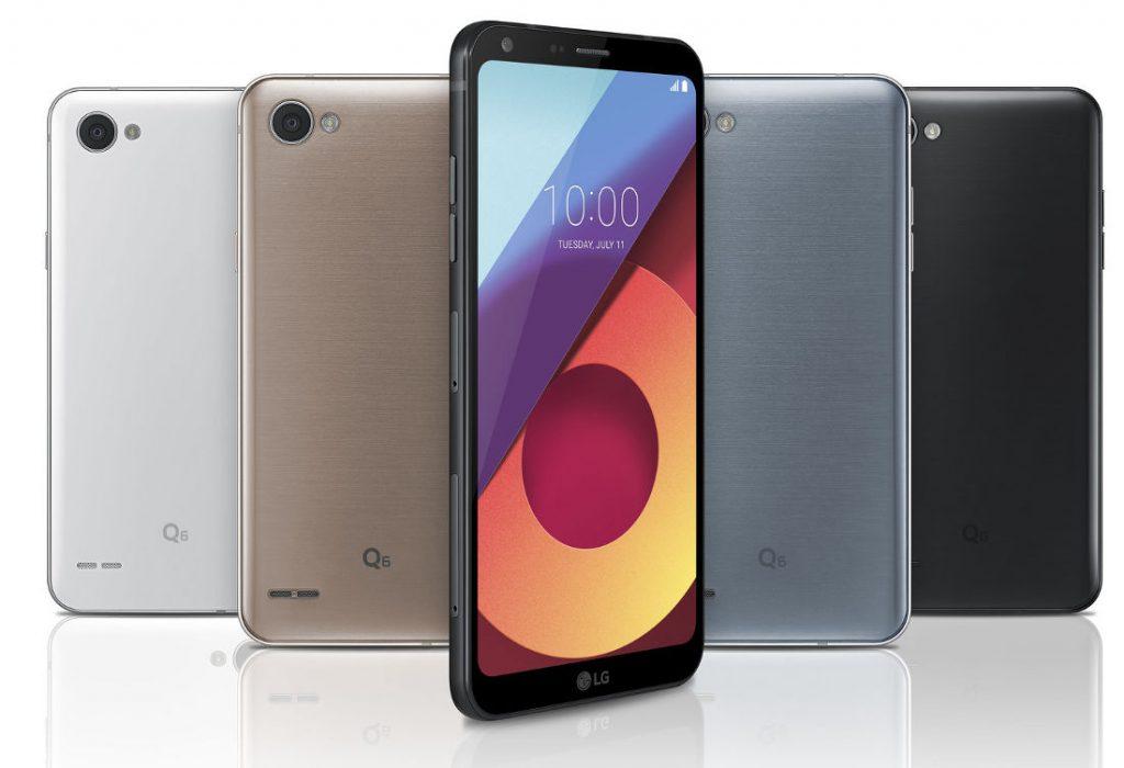 Weekly Roundup: Moto E4 Plus, LG Q6, Asus Zenfone AR