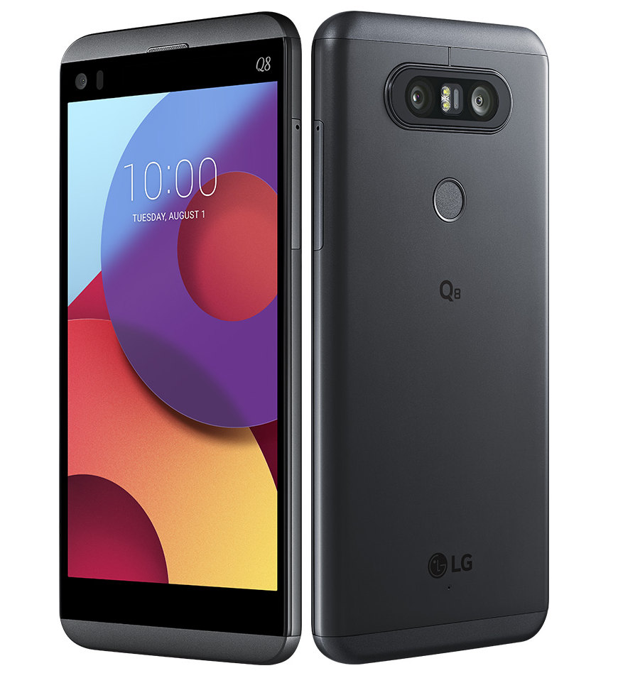 LG Q8 Quad HD display, dual rear cameras, water-resistant body launched in Korea, price revealed