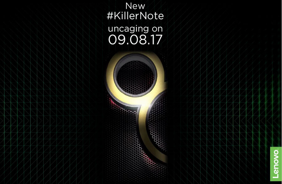 Lenovo K8 Note launching in India on August 9