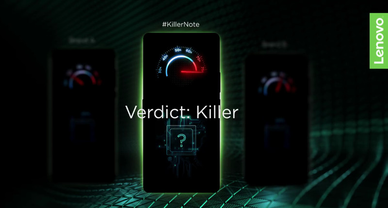 Lenovo KillerNote 2017 teaser