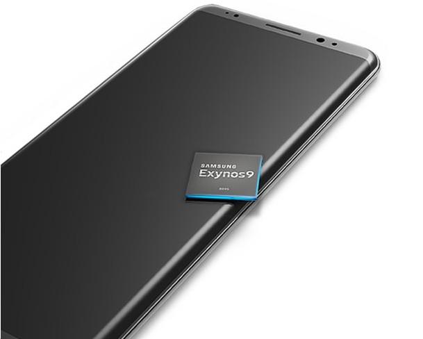 Samsung Galaxy Note 8 design