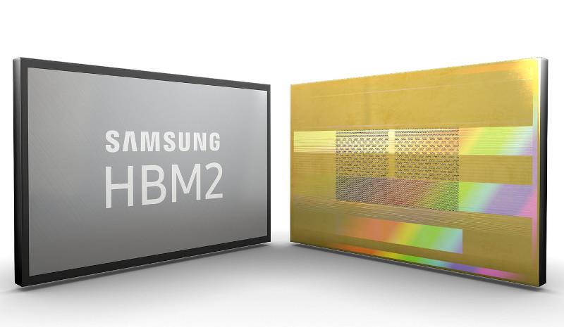 Samsung HBM2