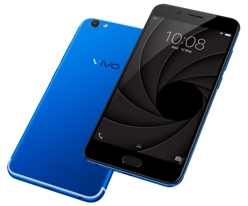 Energetic Colors vivo v5s energetic blue color variant launched in india