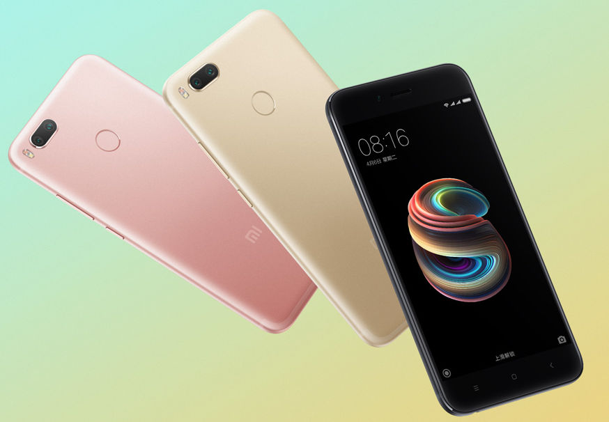 Weekly Roundup: Xiaomi Mi 5X, Moto Z2 Force, Samsung Galaxy J7 Nxt and more